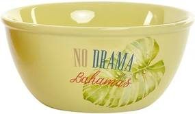 Bol Green Bahamas din ceramica 14x7 cm