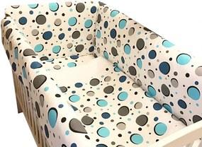 Aparatori Maxi cerculete albastre 120x60 cm