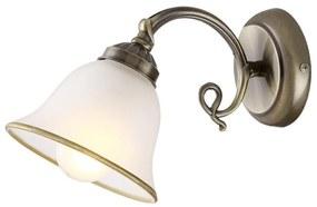 Globo 60208W - Corp de iluminat perete ODIN 1xE27/60W/230V