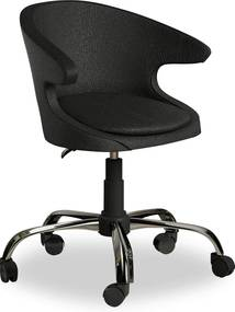 Scaun Black Pearl 44x96x60 cm