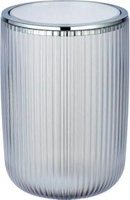Coș de gunoi Wenko Acropoli, 5,5 l, transparent