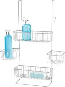 Raft suspendat pentru cabina de duș iDesign Metalo