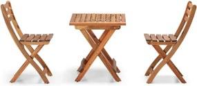 Set mobilier de grădină din lemn de acacia Le Bonom Balcony