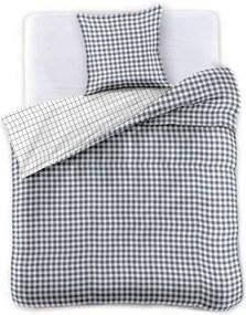 Lenjerie de pat din bumbac satinat DecoKing Innocent, 135 x 200 cm