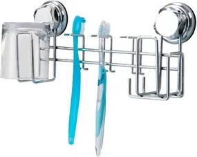 Suport pentru periuțe de dinți Compactor Bestlock