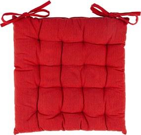 Pernă Red brodată, 40 x 40 cm