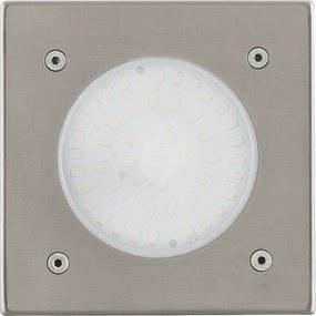 Spot podea exterior LED Lamedo - patrat