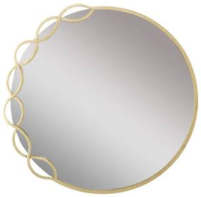Oglinda de perete ELEONOR, 72x2 cm, Mauro Ferretti