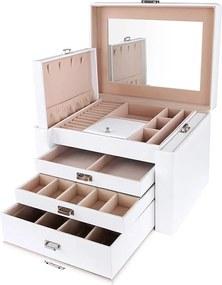 Cutia pentru bijuterii Clémence