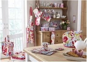 Sacoșă Cooksmart England Floral Romance Canvas