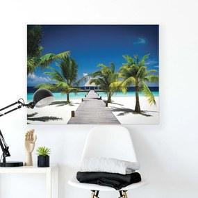 GLIX Tablou - Sand beach 100x75 cm