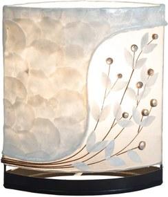 Globo BALI 25850T1 Lampa de masa de noapte maro metal 1 x E27 max. 40W IP20