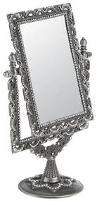 Oglinda Silver metalica 16x9x26