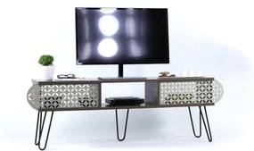 Comoda Tv - Illia Maxi No.1 (Nuc-Negru)
