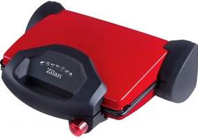 Sandwich-maker mare Zilan ZLN-9911 2000 W, rosu,placi grill,capacitate 4 sandwich-uri ZLN-9911