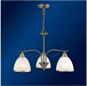 Top Light - Lustra BRAHAMA 5583-3AB 3xE27/60W