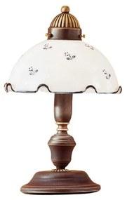 Lampă de masă Kolarz 731.73.17 NONNA 1xE14/60W/230V blue