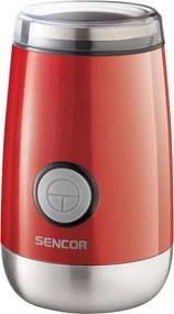 Moară de cafea Sencor SCG 2050RD, roşu