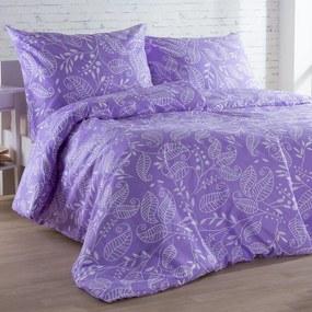 Lenjerie de pat din microfibră CLARICE pat simplu