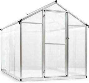 Blumfeldt GREENCASTLE 4K, sere, 190 x 195 x 242 cm (LxÎxA), aluminiu, plasti
