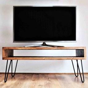 Comoda Tv din Stejar Masiv -150x40x50