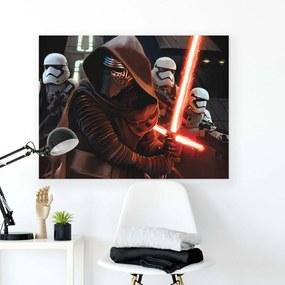 GLIX Tablou - Star Wars Jedi Knights 100x75 cm
