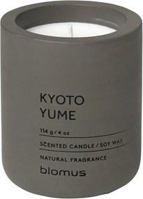 Lumânare parfumată din ceară de soia Blomus Fraga Kyoto Yume