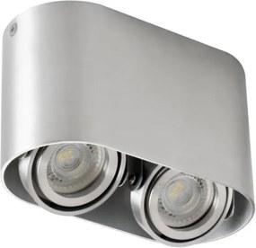 Kanlux 26118 - Lampa spot TOLEO DTO 2xGU10/25W/230V crom
