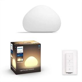 Philips 44401/56/P6 - LED Lampă dimmabilă HUE WELLNER 1xE27/8,5W/230V + Telecomandă