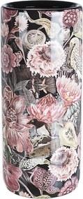 Suport umbrele portelan Flower Ø 20 cm x 46 h