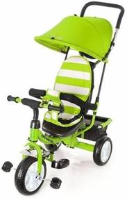Tricicleta copii 1-5 Ani Kidz Motion Tobi Junior Verde