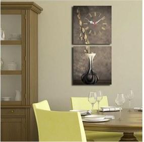 Ceas cu imagine Kompozice, 60 x 28 cm