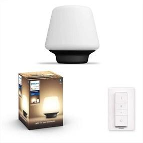Philips 40801/30/P6 - LED Lampă dimmabilă HUE WELLNESS 1xE27/8,5W/230V + Telecomandă