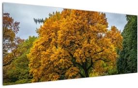 Tablou cu copac (120x50 cm), în 40 de alte dimensiuni noi