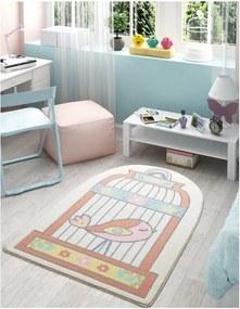 Covor pentru copii Confetti Happy Cage, 100 x 150 cm