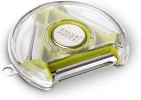 Cuțit rotativ pentru răzuit legume Joseph Joseph Peeler, verde