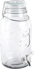 Recipent de 4 l, cu robinet