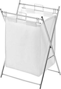 Coș de rufe Premier Housewares Simple White, 62,4 l