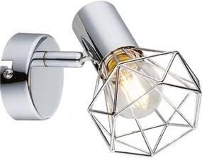 Aplica tip spot 1XE14 crom Xara I Globo Lighting 54802-1