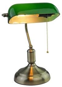 Lampă de masă BANKER 1xE27/60W/230V