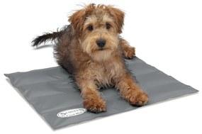 420542 Scruffs & Tramps Scruffs & Tramps Pătură termică pentru câine, gri, mărime S 2716