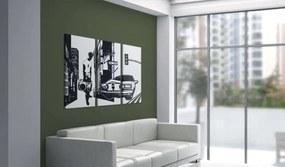 Bimago Tablou - Urban ease 60x40 cm
