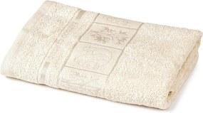 Prosop 4Home Bamboo Premium, crem, 50 x 100 cm