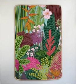 Prosop plajă Madre Selva Palm Town, 90 x 150 cm