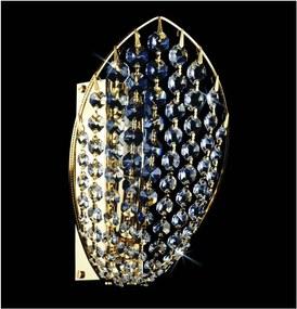 Artcrystal PWB091500001 - Corp de iluminat perete 1xE14/40W/230V