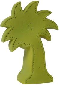 Lucide 13523/01/33 - Lampă de masă PALM 1xE14/25W/230V verde