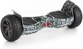 Trotinetă electrică și difuzor Bluetooth InnovaGoods Rover Droid Stor Muro