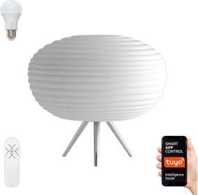 Immax NEO - LED RGB Lampă de masă dimmabilă COCONO 1xE27/8,5W/100-240V + Telecomandă