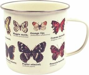 Cană Gift Republic Butterflies