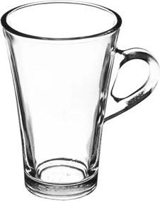 Cană de sticlă Essentials Glass, 300 ml